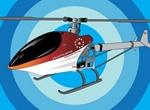 Remote Control Hurricane Vector Illustration