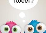Twitter Birds Wanna Tweet Vector Graphics