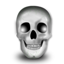 Head, Skeleton, Skull Icon