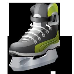 Hockey, Iceskate, Sports Icon