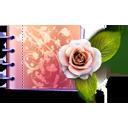 Carnet, Catalog, Flower, Flowers, Love, Lovely, Rose Icon