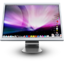 Apple, Cinema, Display, Mac, Monitor, Screen Icon