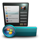 Menu, Start, Windows Icon