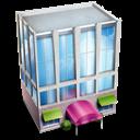 3d, Building Icon