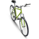 3d, Bicycle Icon