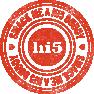 Hi, Stamp Icon