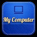 Mycomputer, Retro Icon