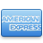 American, Credit, Express Icon