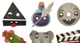 Artcore 3 Icons