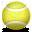 Ball, Tennis Icon