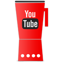 Cup, Youtube Icon