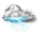 Storms, Thunder Icon