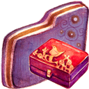 Folder, Personal, Storage, Violet Icon
