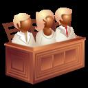 Jury, Law Icon