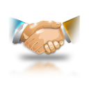 Hand, Partnership Icon