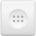 App, Drawer, White Icon