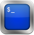 Emulator, Terminal Icon