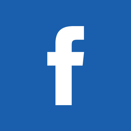 Facebook, Flat Icon