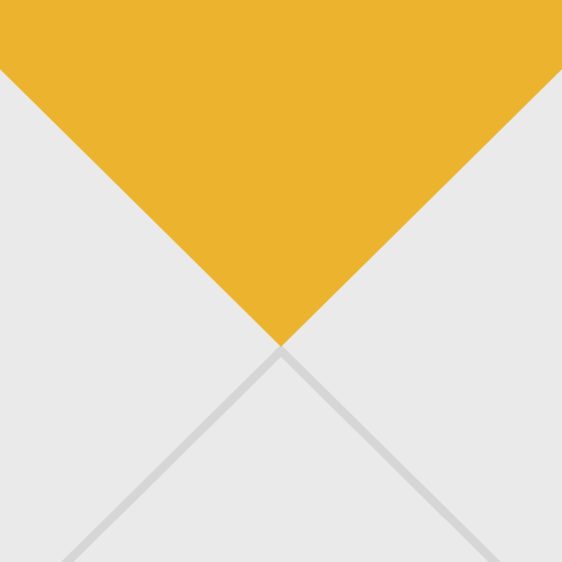 Flat, Mail Icon
