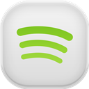Light, Spotify Icon