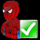 Ok, Spiderman Icon