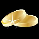 Coin, Icon Icon