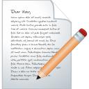 Blog, Edit, Post Icon