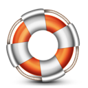 Lifesaver, Rescue, Support Icon