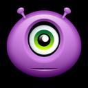 Alien, Halloween Icon