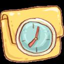 Folder, Hp, In, Progress Icon