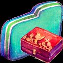 g, Personal, Storage Icon