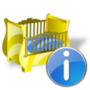 Cradle, Info Icon