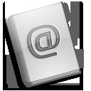 Adressbook, Alt Icon