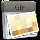File, Gif, Icon Icon