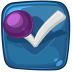 Foursquare, Hdpi Icon