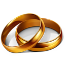 Marriage, Rings Icon