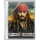 Case, Dvd, Pirates Icon