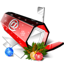 e, Mail, x Icon