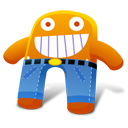 Orangepants Icon