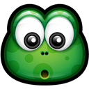 Green, Monster Icon