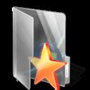 Bookmark, Folder, Star Icon
