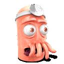 Dr., Futurama, Zoidberg Icon
