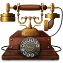 Icon, Telephone Icon