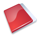 Close, Folder, Red Icon
