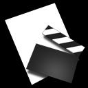 File, Icon, Movie Icon