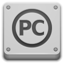 Here, Pclinuxos, Start Icon