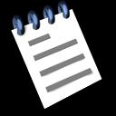 File, Icon, Text Icon