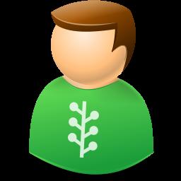 Newsvine, User Icon