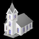 Catholictemple, Church, Jesus, Religion, Temple Icon