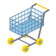 Buy, Cart, Ecommerce, Shopping Icon
